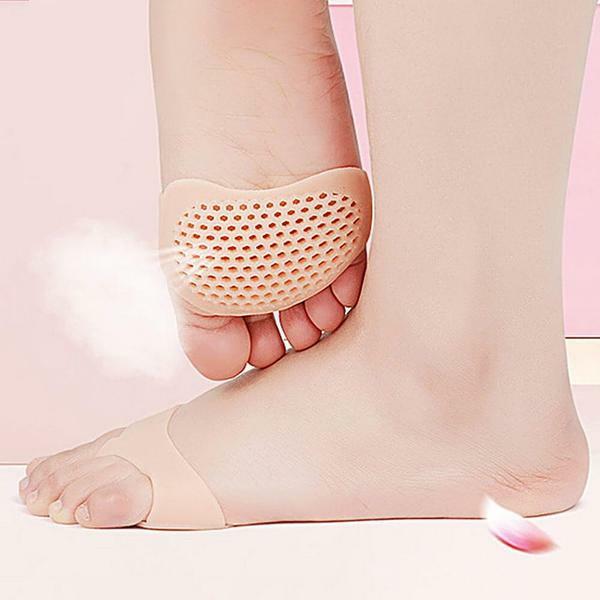 Hornhaut entfernen Schwielen Fußpolster