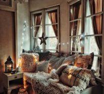 Der Hygge Wohnstil liegt noch im Trend: 6 Ideen für mehr Gemühtlichkeit zu Hause