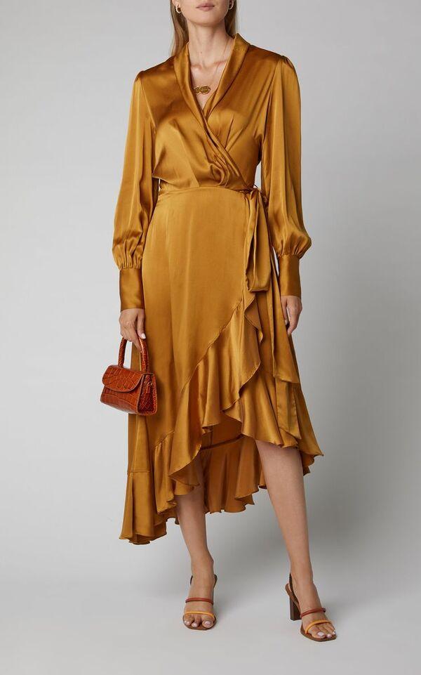 Kleid - Senf - tolle Ideen - Sommerkleider