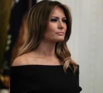 First Lady Melania Trump ist 50 Jahre alt!
