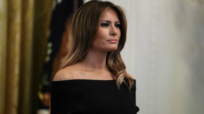 Melania Trump 50 Jahre alt als First Lady Amerika sein Rätsel für viele