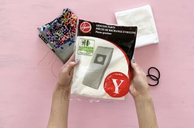 Mundschutz selber nähen Atemschutzmaske mit HEPA-Filter