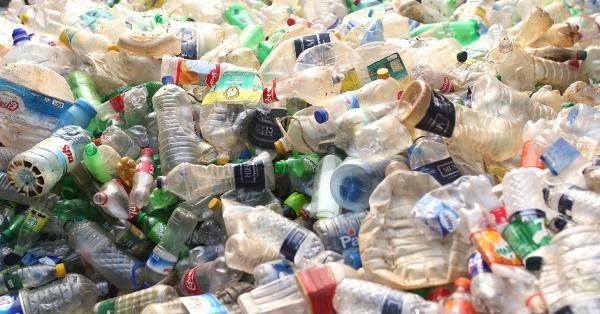 Mutiertes bakterielles Enzym zersetzt Plastikflaschen in Stunden plastikflaschen abfall richtig recyceln