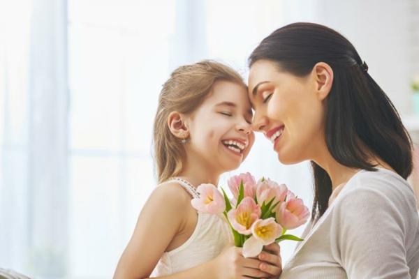 Mutter-Tochter-Beziehung Kleinkind