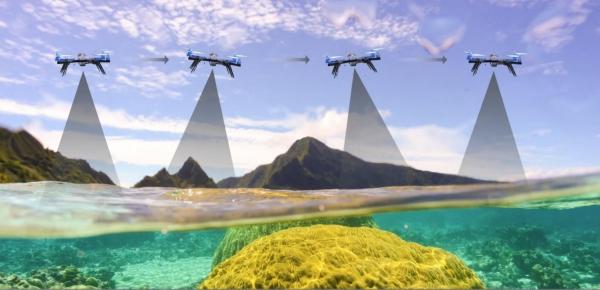 NASA rekrutiert Spieler, um Korallen zu identifizieren und zu kartieren drohnen scanen die korallenriffe