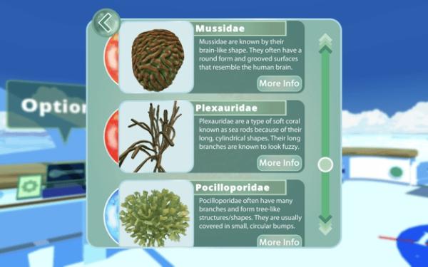 NASA rekrutiert Spieler, um Korallen zu identifizieren und zu kartieren forscher schiff anleitung kataloge