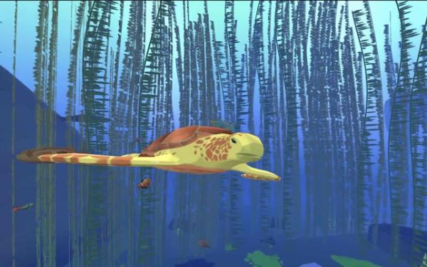 NASA rekrutiert Spieler, um Korallen zu identifizieren und zu kartieren meeresschildkröte lebenwesen in den riffen