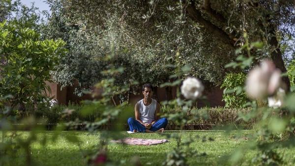 Natur Bodyscan Meditation Entspannungstechniken