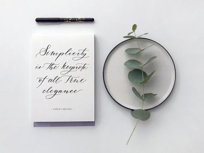 Schönschrift lernen und meistern Grundlagen der Kalligrafie schönschrift handlettering meditation