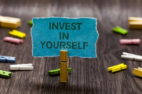 Selbstmotivation Ausbildung in sich investieren