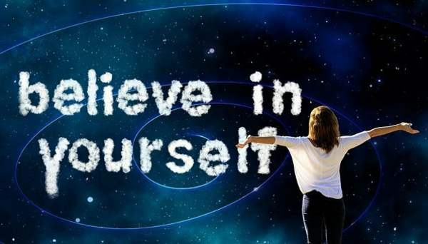 Selbstmotivation an sich glauben SelbstbewusstseinZiel erreichen