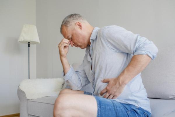 Sitzen zu Hause - Probleme - Sdbrennen
