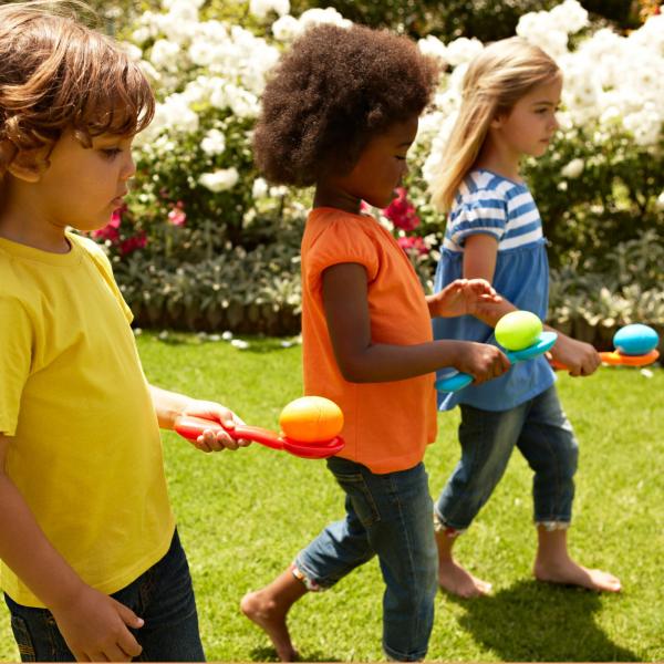 Sommer im Garten Ideen Spiele zu Ostern