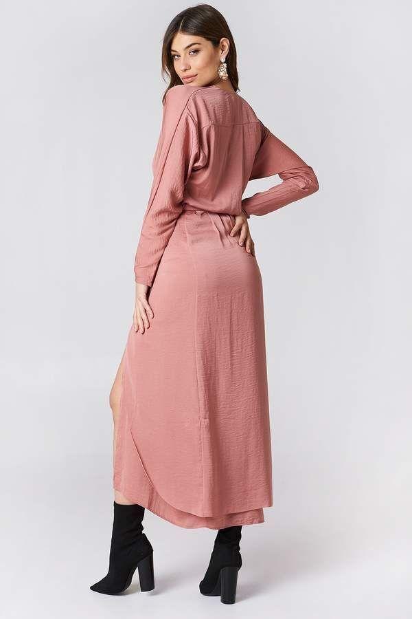 Sommerkleider - Rosa Kleid - Trendige Farben