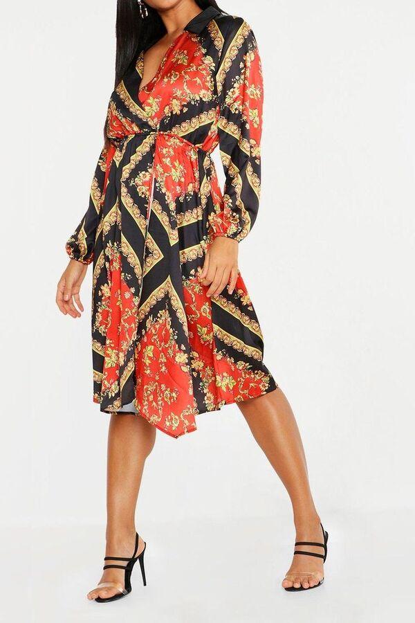 Sommerkleider - schöne ethnische Muster