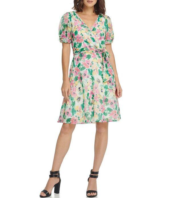 Sommerkleider - weoißes Kleid mit sommerlichen Mustern