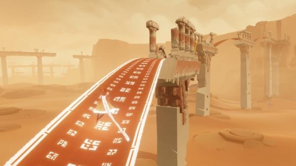 Sony bietet kostenlose PS4 Spiele in neuer Kampagne an journey indie spiel frei