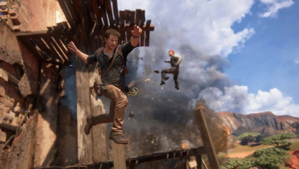 Sony bietet kostenlose PS4 Spiele in neuer Kampagne an uncharted collection 3 spiele