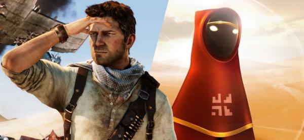 Sony bietet kostenlose PS4 Spiele in neuer Kampagne an uncharter und journey ab sofort frei