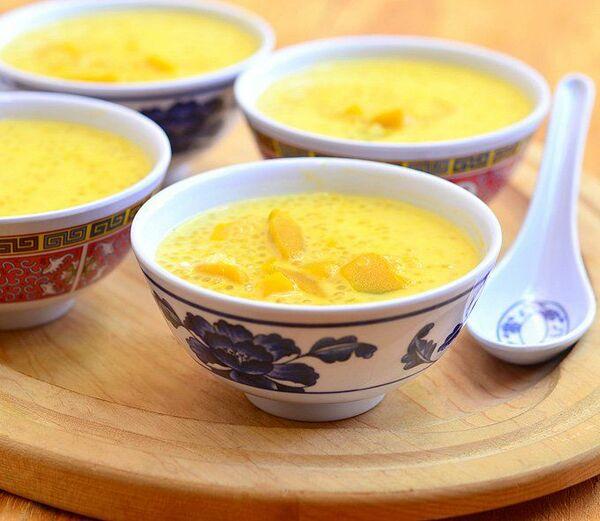 Tapioka tolle Suppen