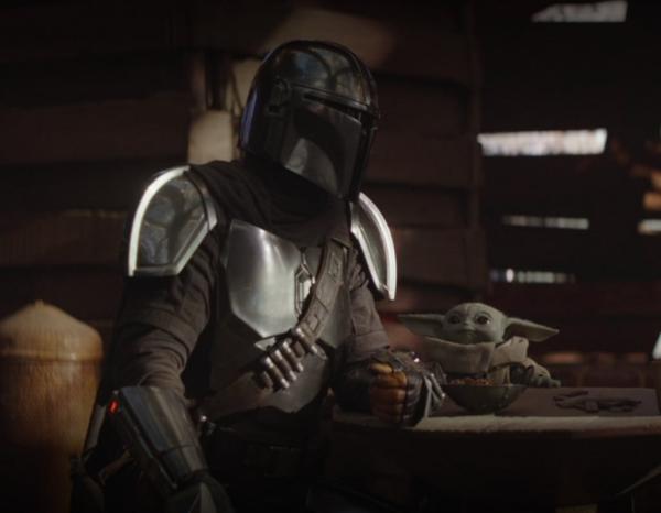 The Mandalorian 2 und Baby Yoda Hier ist alles, was wir darüber wissen szene aus der serie