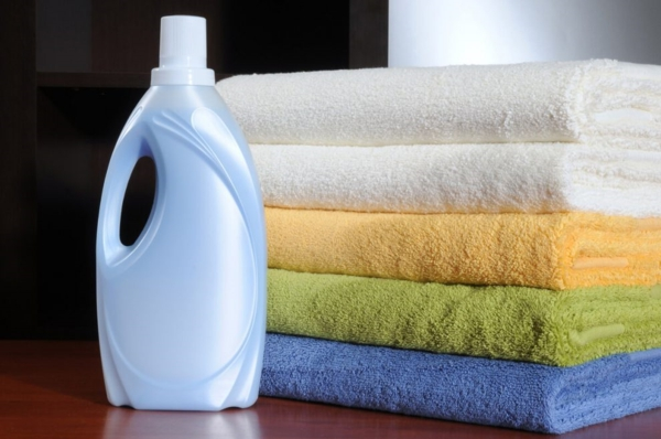 Waschmittel selber machen DIY Weichspüler Rezept