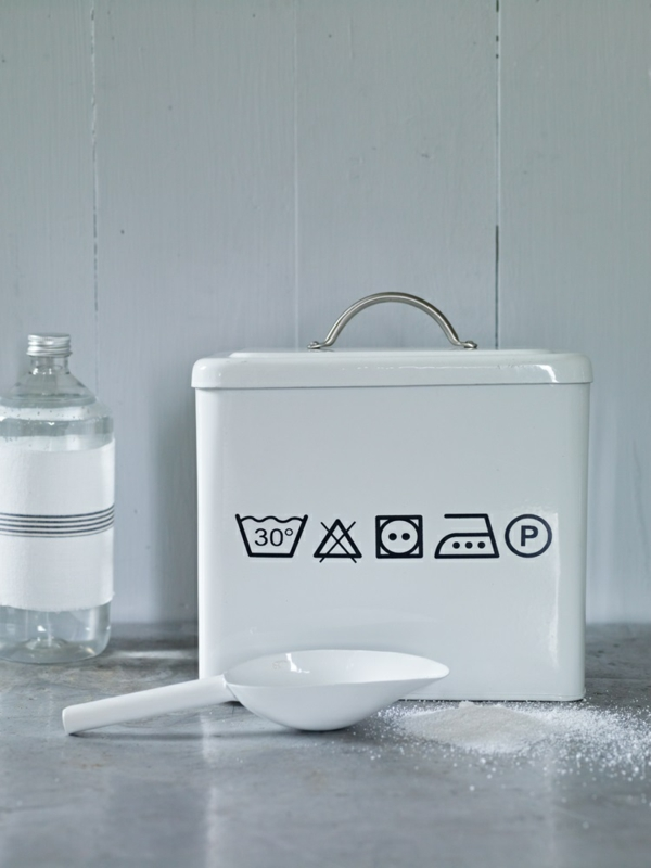 Waschmittel selber machen Rezept