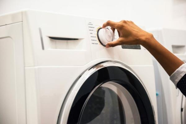 Waschmittel selber machen Waschmaschine