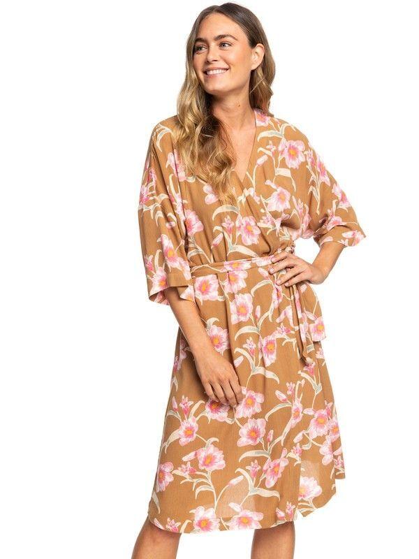 Wickelkleid mit Mustern Sommerkleider