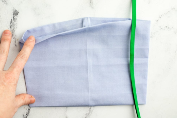 atemmaske ohne nähen aus altem hemd selber machen