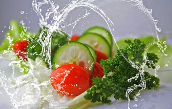 baische Ernährung destilliertes Wasser trinken