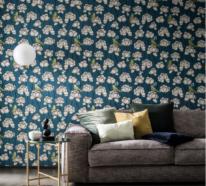 Blumentapete – Tapete mit Blumen für ein lebendiges Ambiente