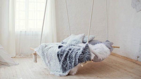 cocooning angenehmes Schlafen Schlafzimmer Ideen