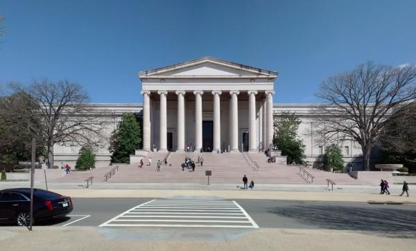 gallery of arts Washington Museen auf der Welt