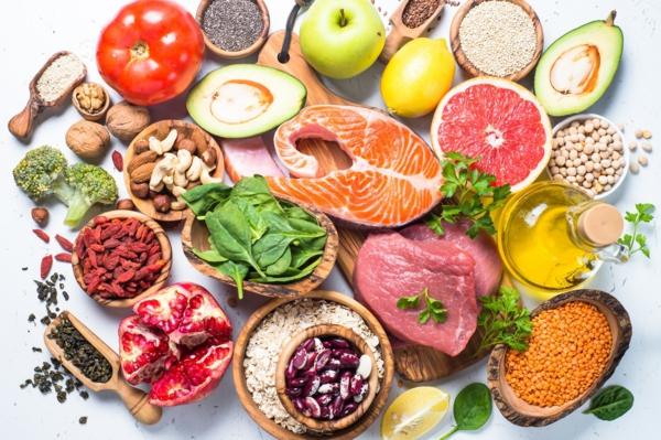gesunde ernährung stoffwechsel anregen