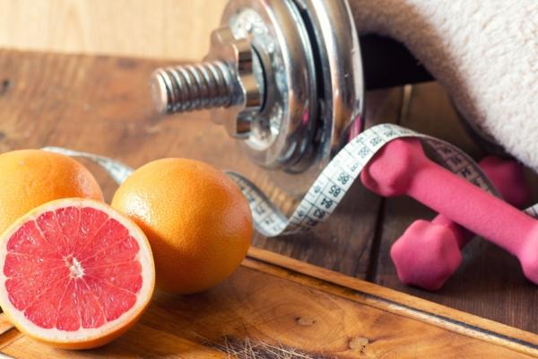 grapefuit sport stoffwechsel anregen
