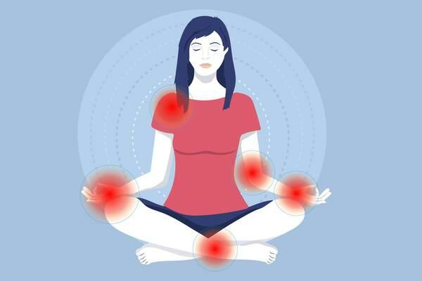 holistische Heilmethoden Entspannungstechniken