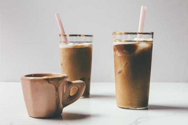 horchata rezept kaffee
