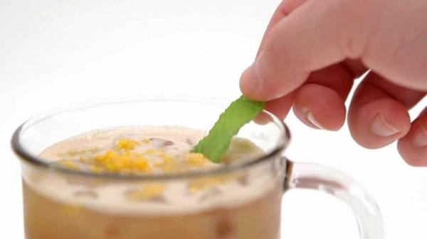 horchata rezept vegan kaffeetrend