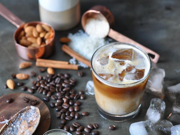 horchata trend kaffee vegan