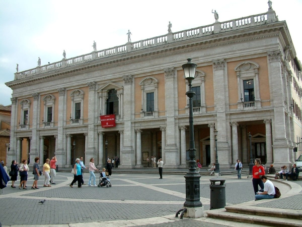 kapitolinische museen in rom