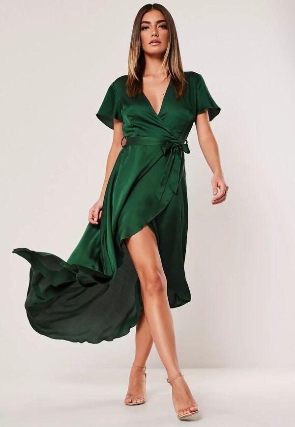 offizielle Kleider - grüne Kleider - Sommerkleider