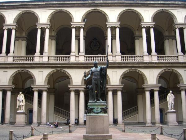 pinacoteca di brera vortuelle rundgaenge
