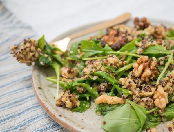 quinoa proteinquelle stoffwechsel anregen