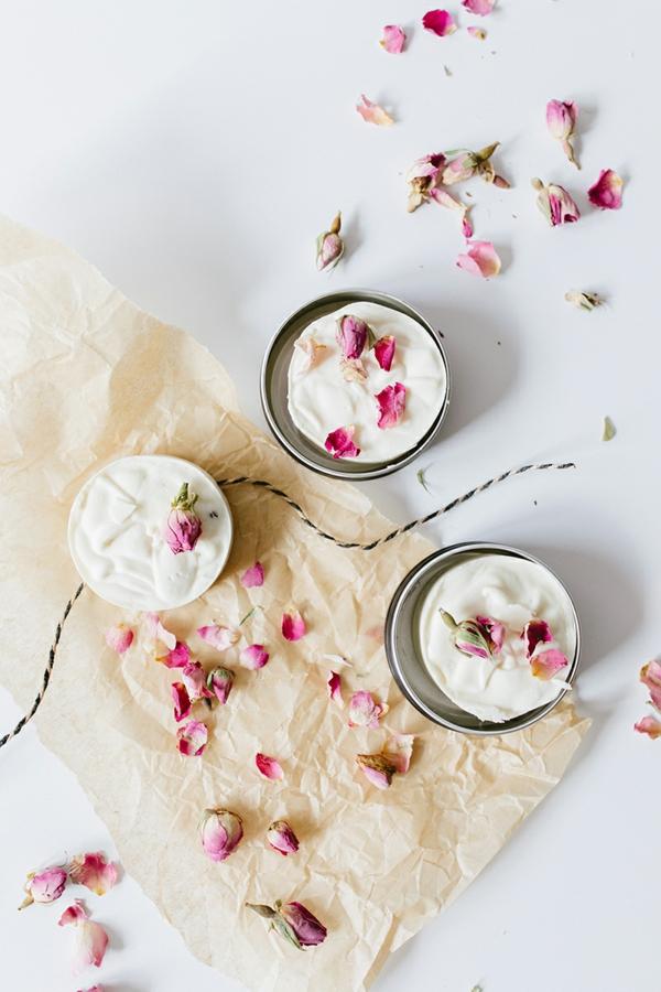 rosenöl festes shampoo selber machen