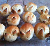 Hefe Osterhasen backen – zwei Rezepte mit veganer Variante inklusive