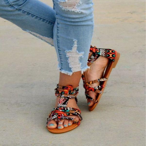 schöne sandalen - ausgezeichnete schmuckideen