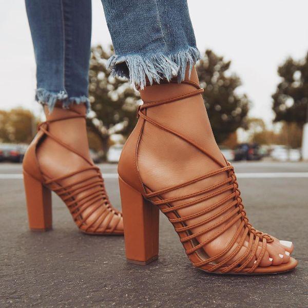 schöne sandalen damenschuhe sommer 2020