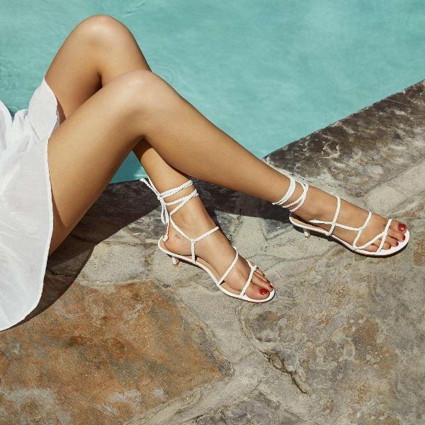 schöne sandalen tolle damenschuhe