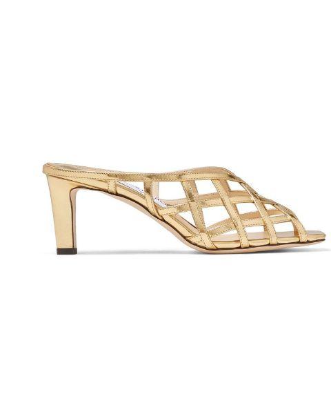 schöne sandalen - tolles modell in beige